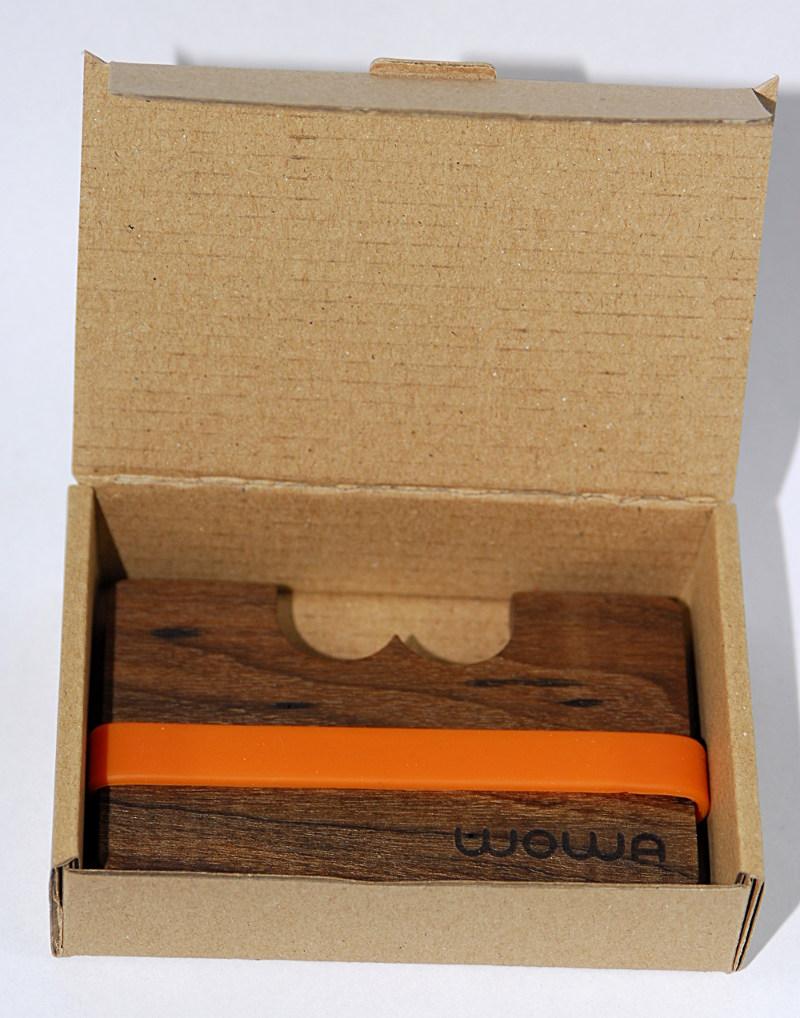Ajándékdoboz WOWA pénztárcához, termékfotó 1