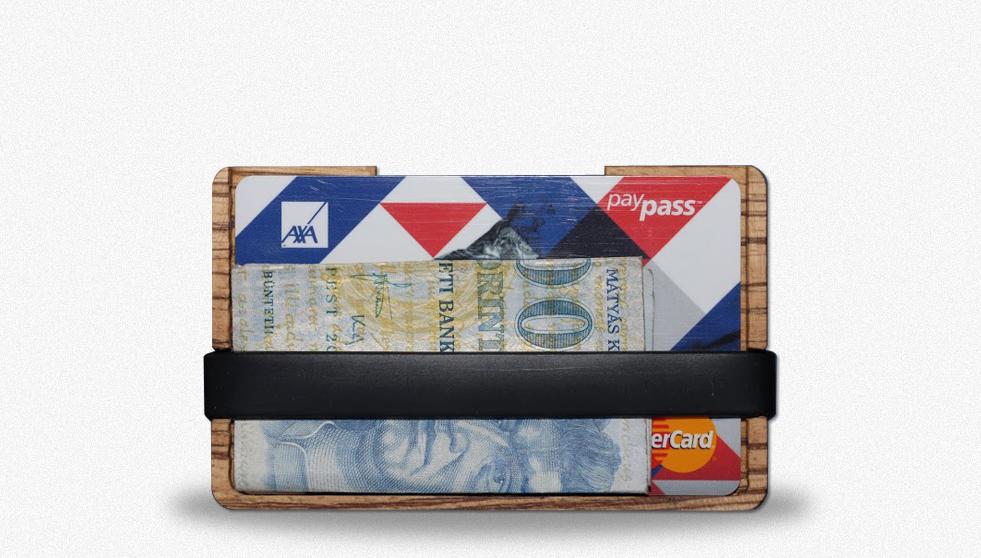 Wowa fa pénztárcák