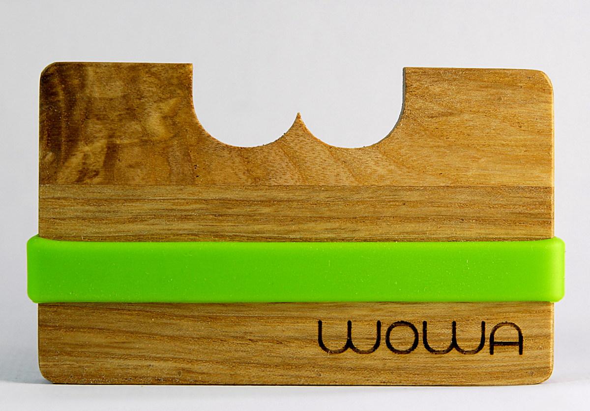 WOWA Duo – Kísérleti széria, termékfotó 2