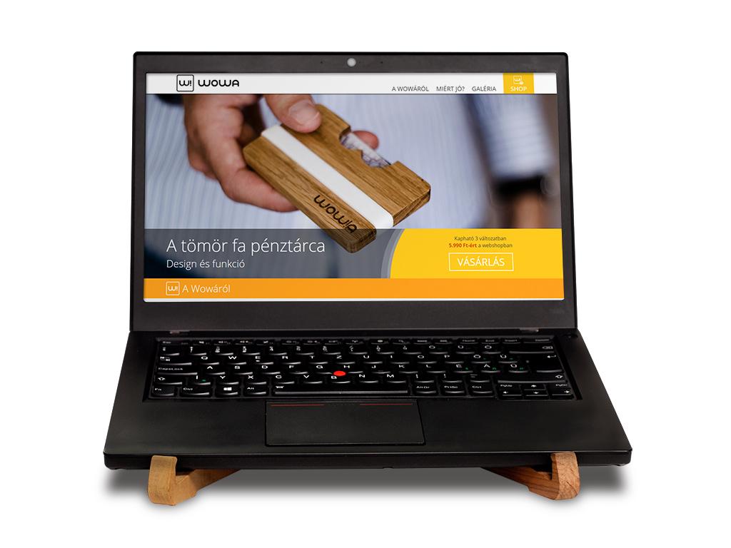 WOWA Laptop tartó, termékfotó 3